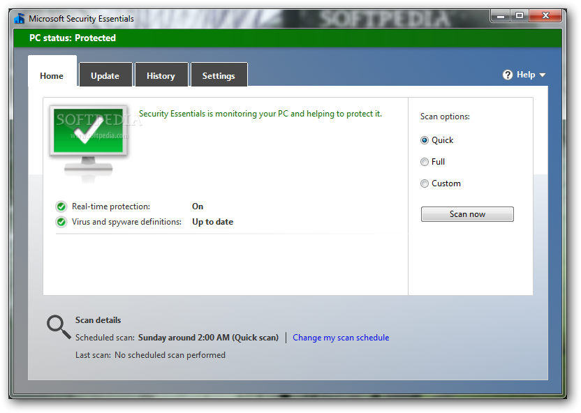 32 bit microsoft security essentials download