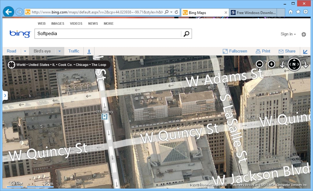 Download Microsoft Bing Maps 3D (Virtual Earth 3D) 4.0.1003.8008 on