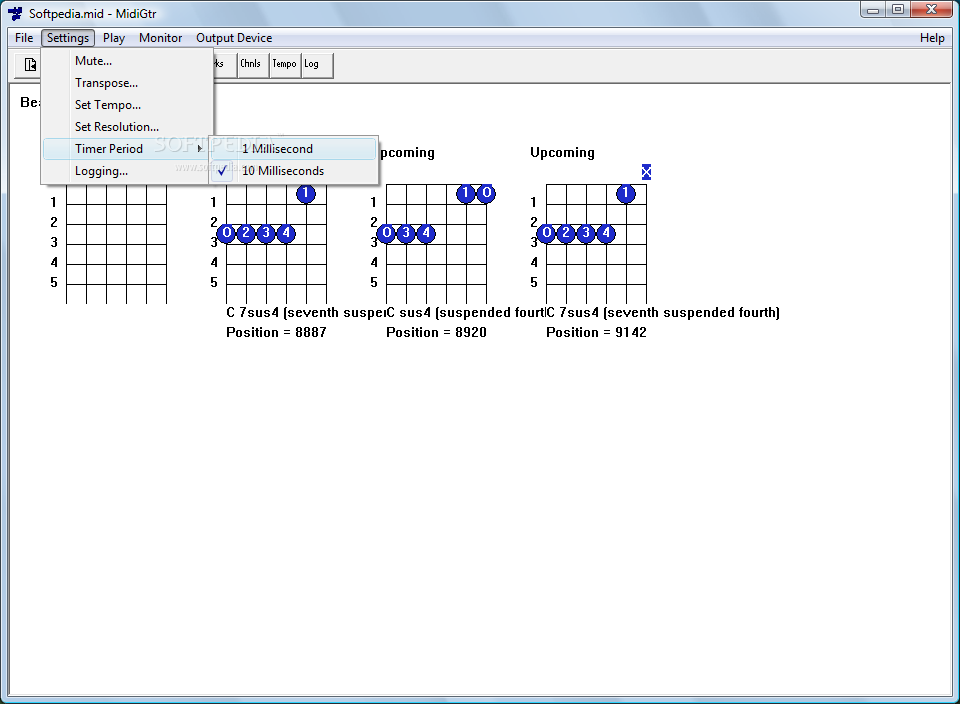 Download Midi Guitar Chord Finder 10