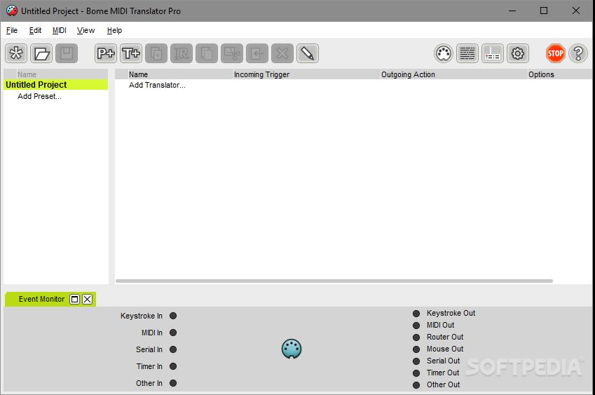 Download Bome's Midi Translator Pro 1 8 3 Build 892