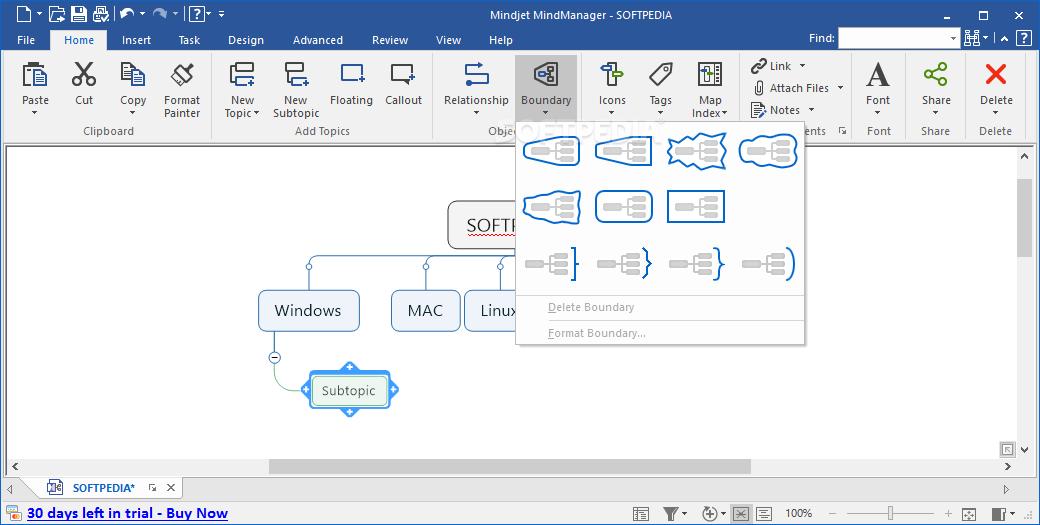 Download Mindjet MindManager 2021 21.0.261