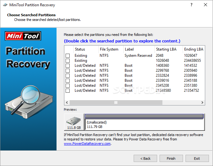 minitool partition recovery crack download