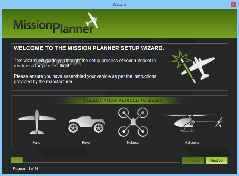 Download MissionPlanner 1 3 68