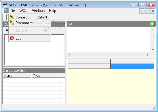 Download Mitec WMI Explorer 1 0
