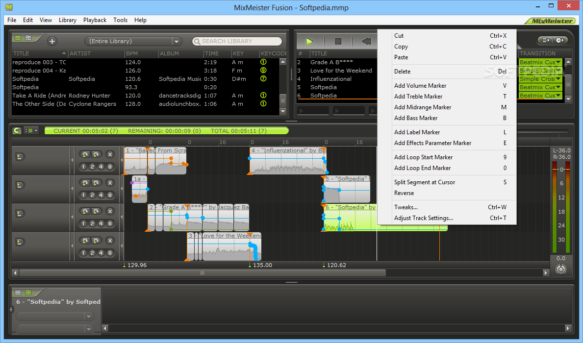mixmeister fusion download free full version