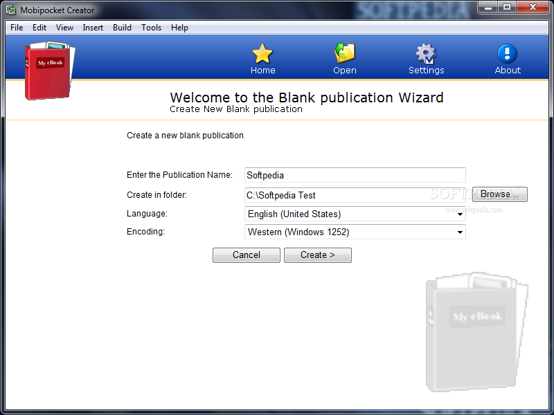 Mobipocket Creator Publisher Edition Download