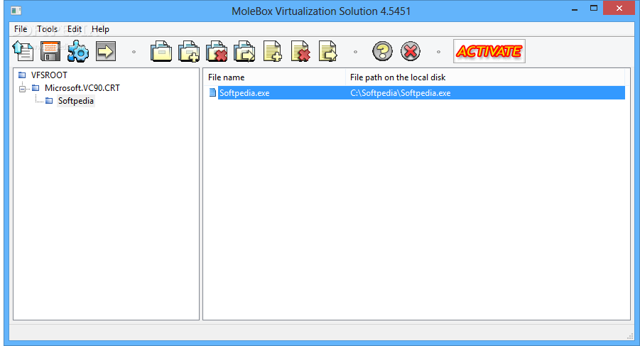 MoleBox Virtualization Solution 4.5462 + serial/keygen/crack. theme win 7 t