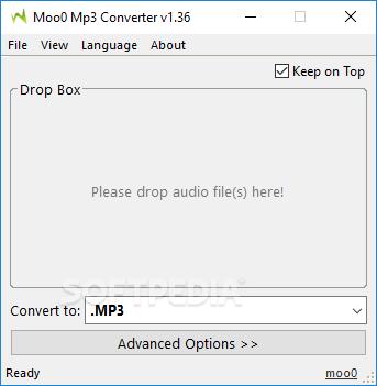 Download Moo0 Mp3 Converter 1 38
