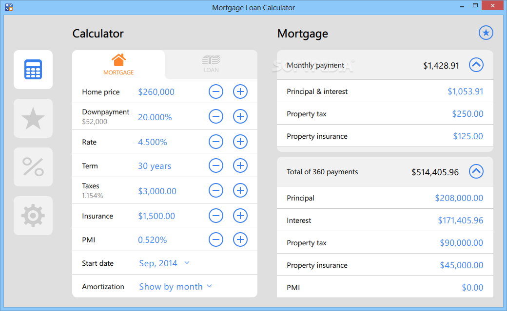 loan calculator with extra principal payments