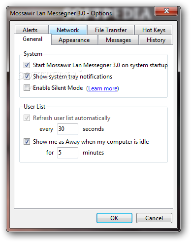 are messenger applications peer to peer opr client server