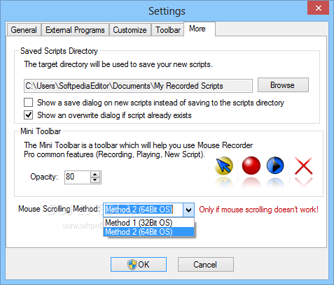Download Mouse Recorder Pro 2 2 0 7 6