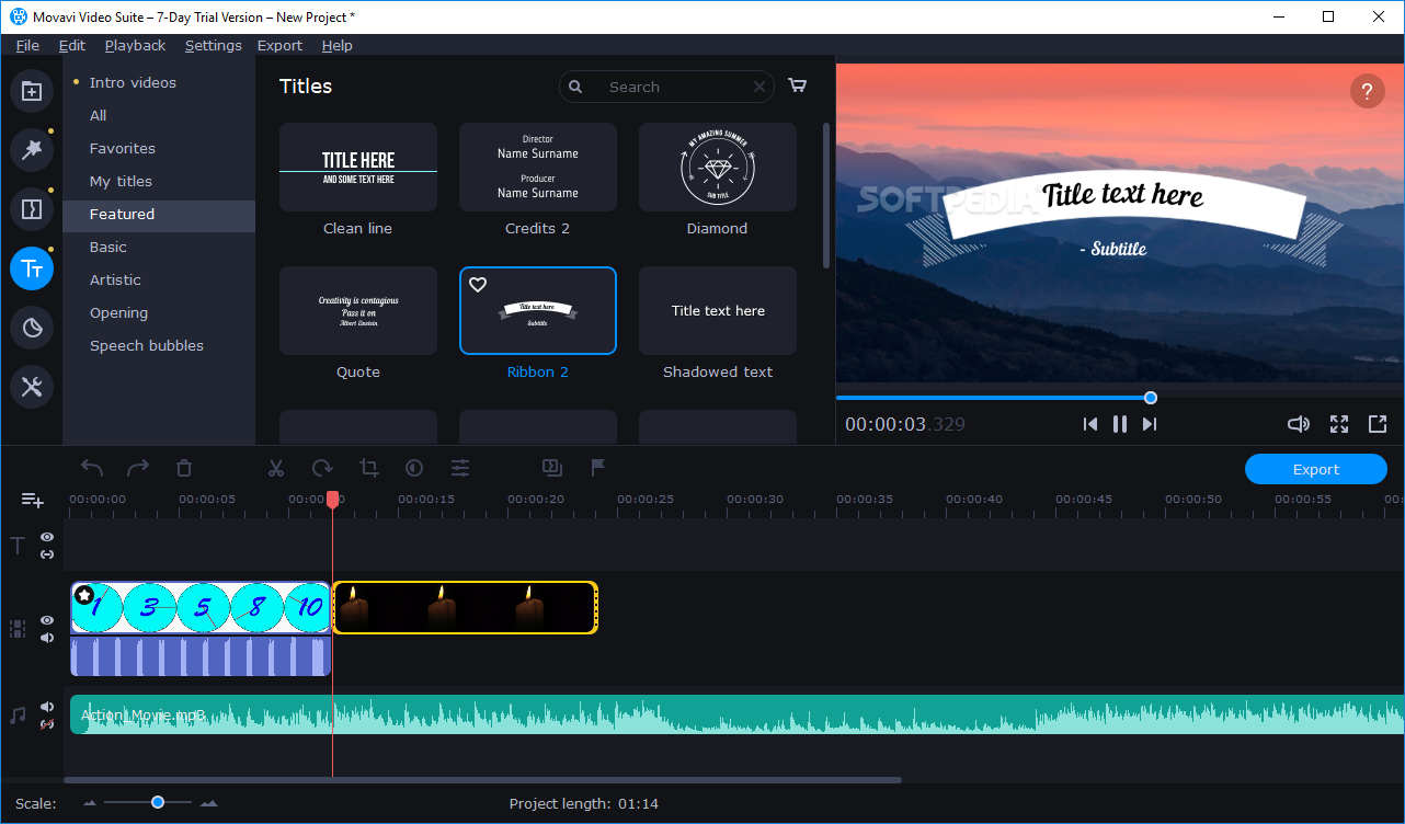 Movavi Video Suite 18 Free Download