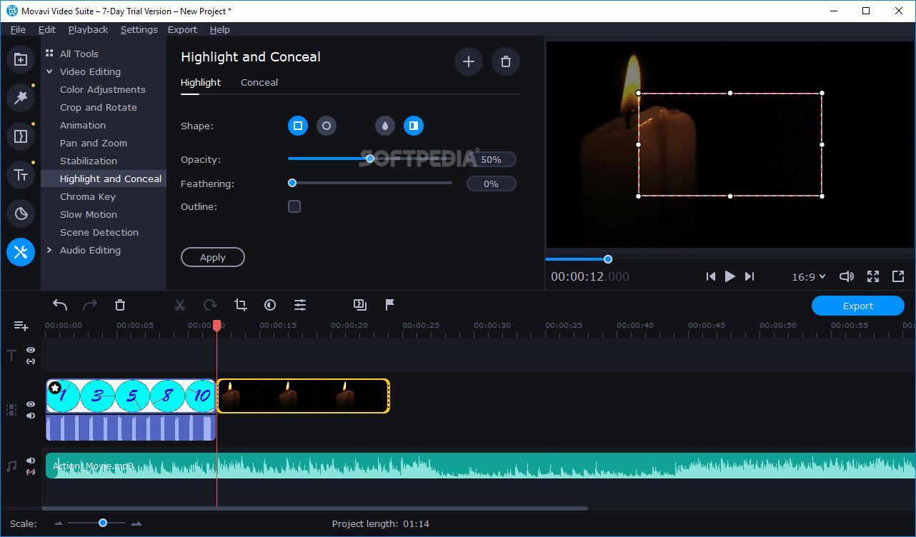 Download Movavi Video Suite 2020 21.1.0