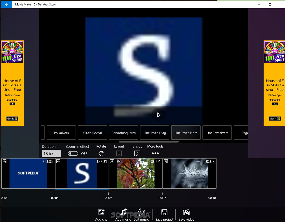 Download Window Movie Maker - Make & Edit Movie perfect.