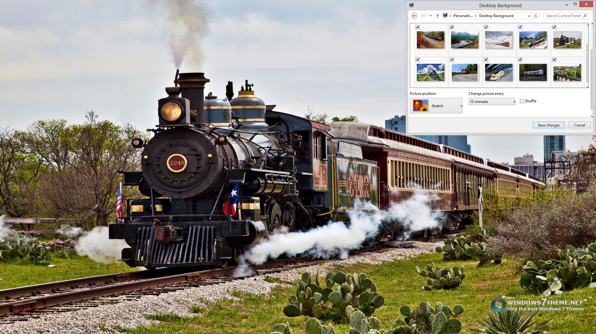 download moving trains windows 7 theme 1 00