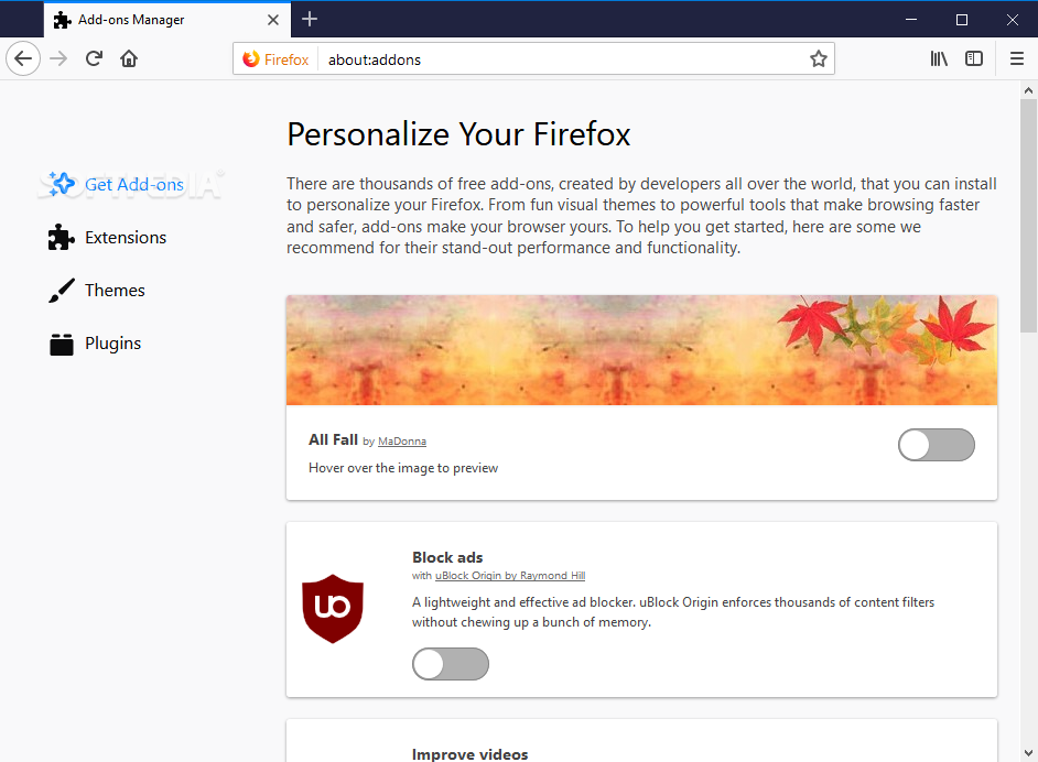 Download Firefox 69 0 / 70 0b5 Beta / 71 0a1 Nightly