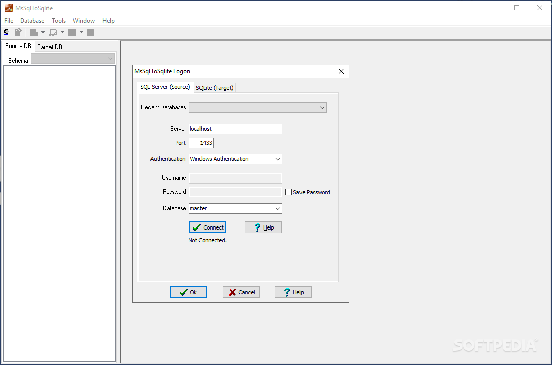 QnA VBage MsSqlToSqlite 2.3 Release 1 Build 190108 (Trial)