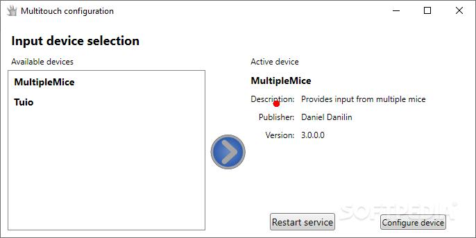 Download Multi-Touch Vista
