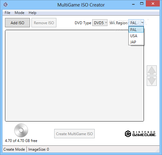 Download MultiGame ISO Creator 4 0 4F+