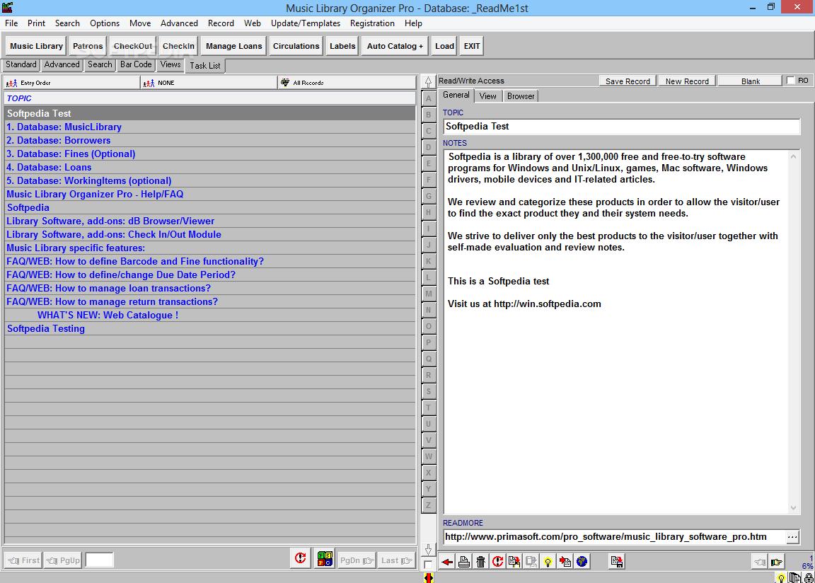 Download Music Library Organizer Pro 3 2