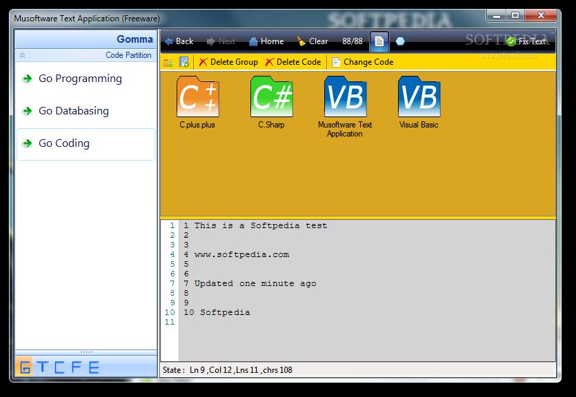 Download Musoftware Text Application 1 0 1 0