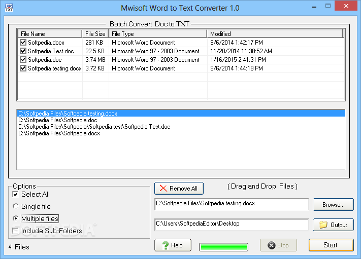 Convert your document to text