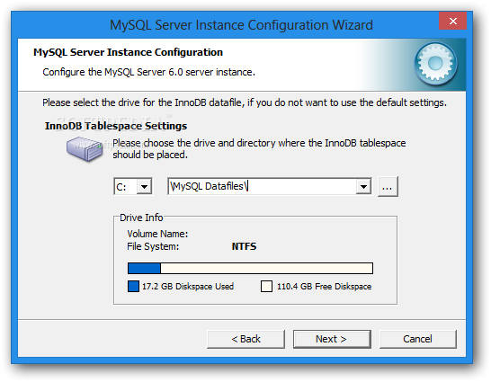 MYSQL 5.7.11