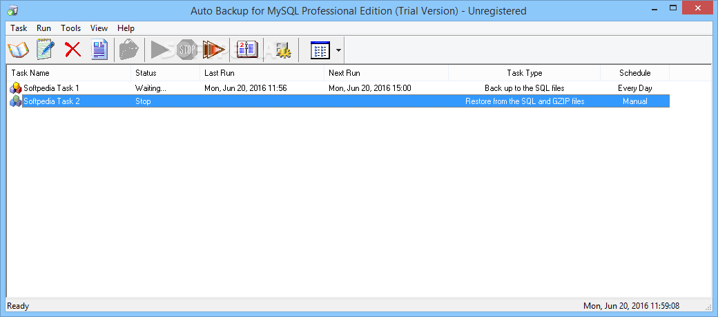 Download auto backup for mysql professional 3. 2. 27.