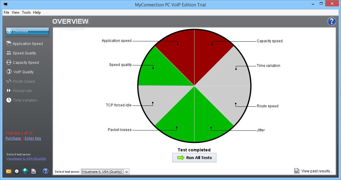Download MyConnection PC VoIP Edition 4 1a Build 3112