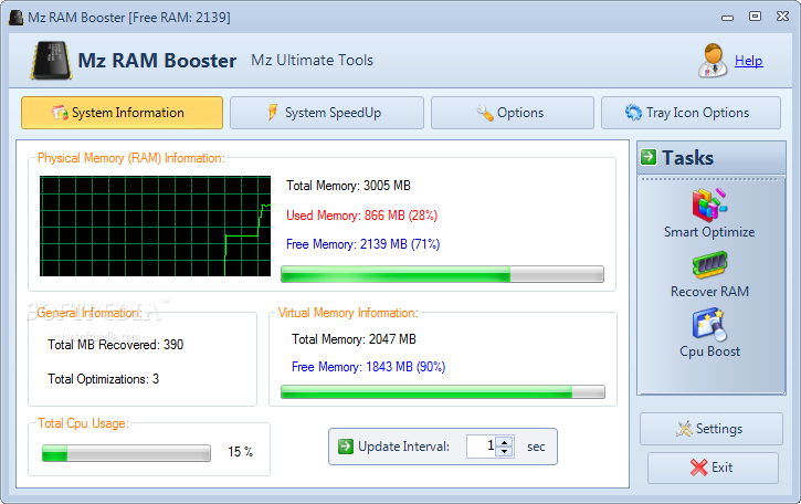Download mz ram booster 4. 1.