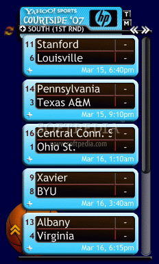 ncaa basketball live ticker