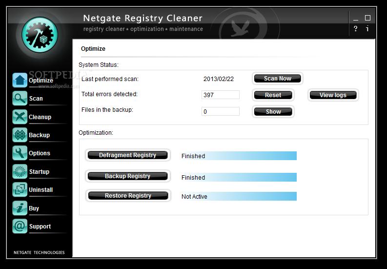 Resultado de imagen para NETGATE Registry Cleaner 2018