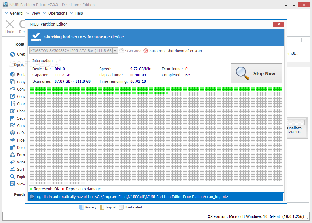 niubi partition editor server edition key