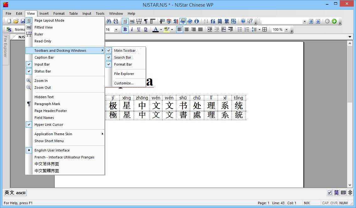 Free chinese fonts download for windows.