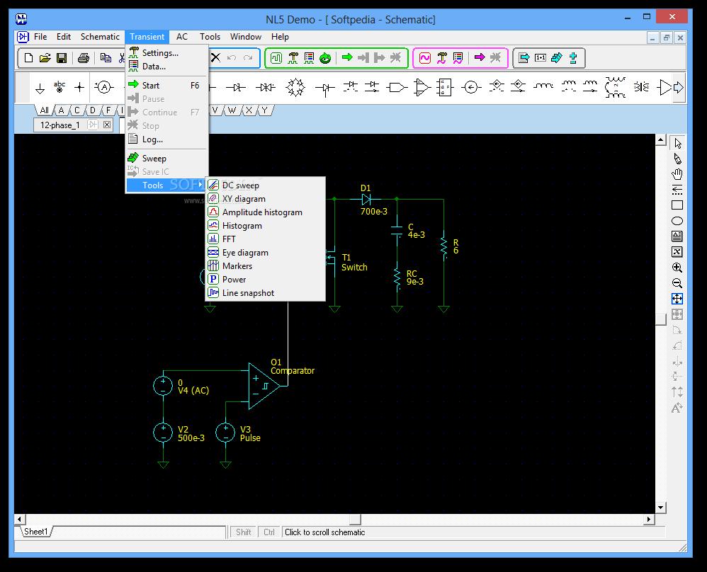 download nl5 circuit simulator 2 5 build 1 rh softpedia com Urdu Dictionary to Download To Download Free True Tones