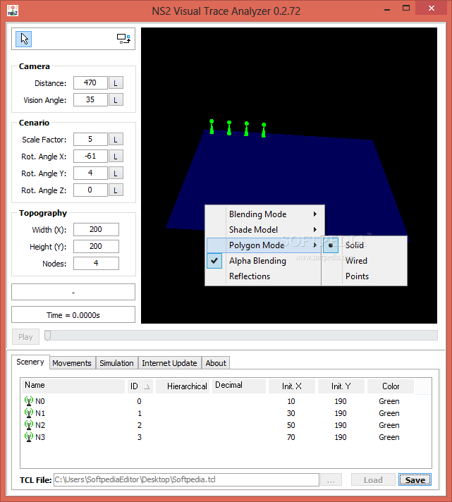 Download NS2 Visual Trace Analyzer 0 2 72