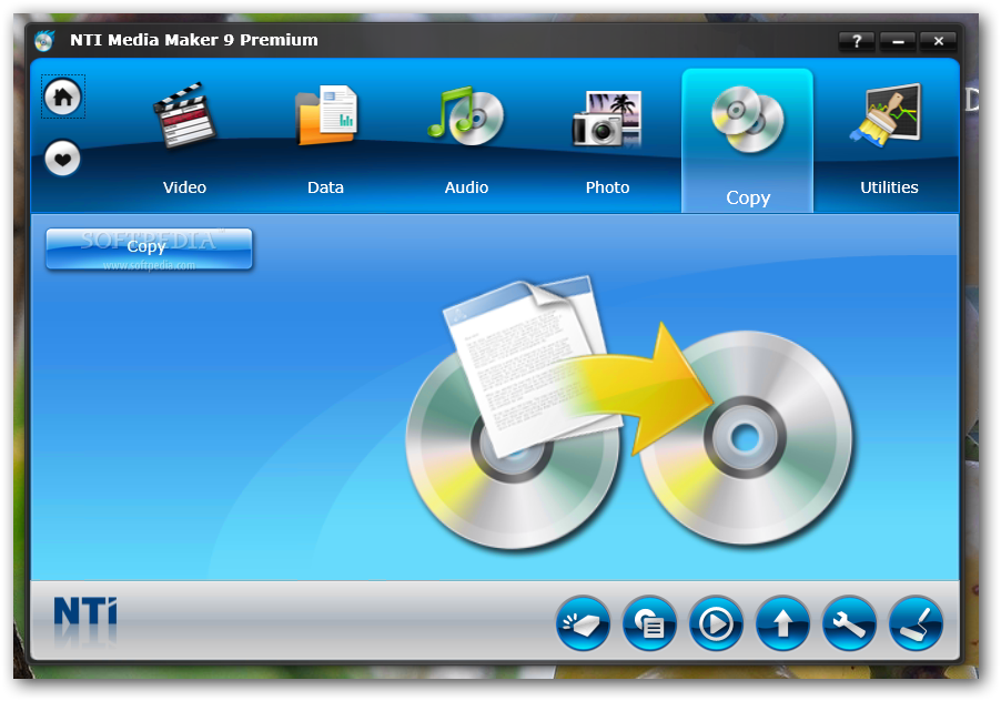 dvd and cd copier