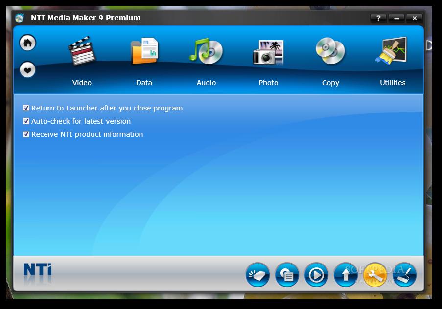 Nti media maker 9 dvd burning software   freeallsoftwares. Com.