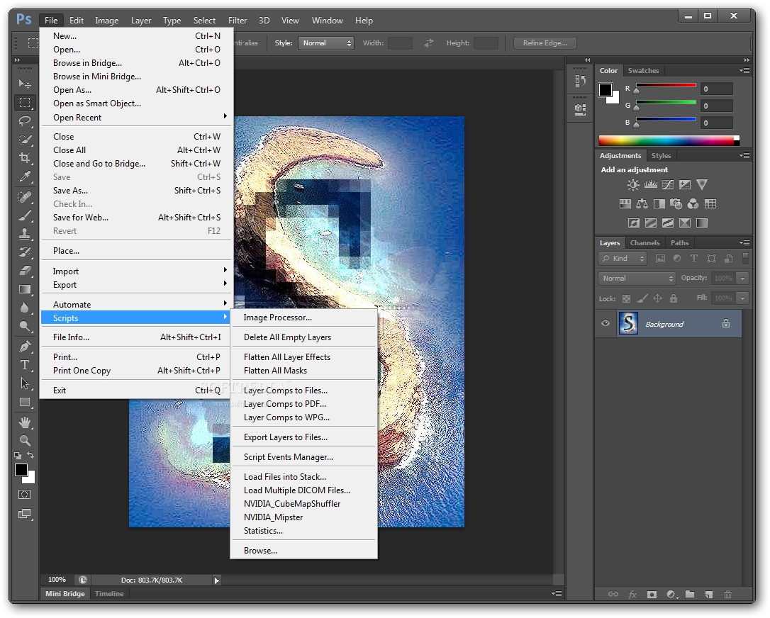 Download NVIDIA Texture Tools For Adobe Photoshop 8 55 0109 1800