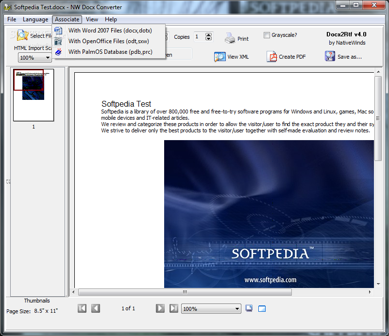 5 Free ODT to DOC DOCX Converter Software Convert ODT to Word