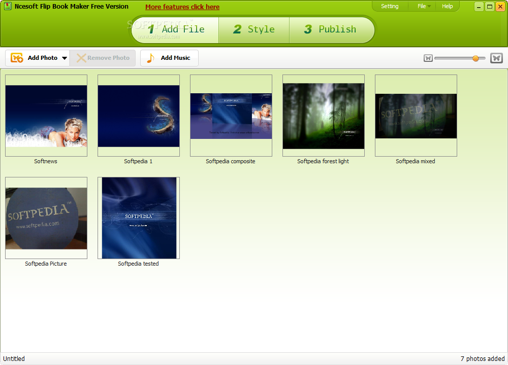 Free download ncesoft flip book maker free
