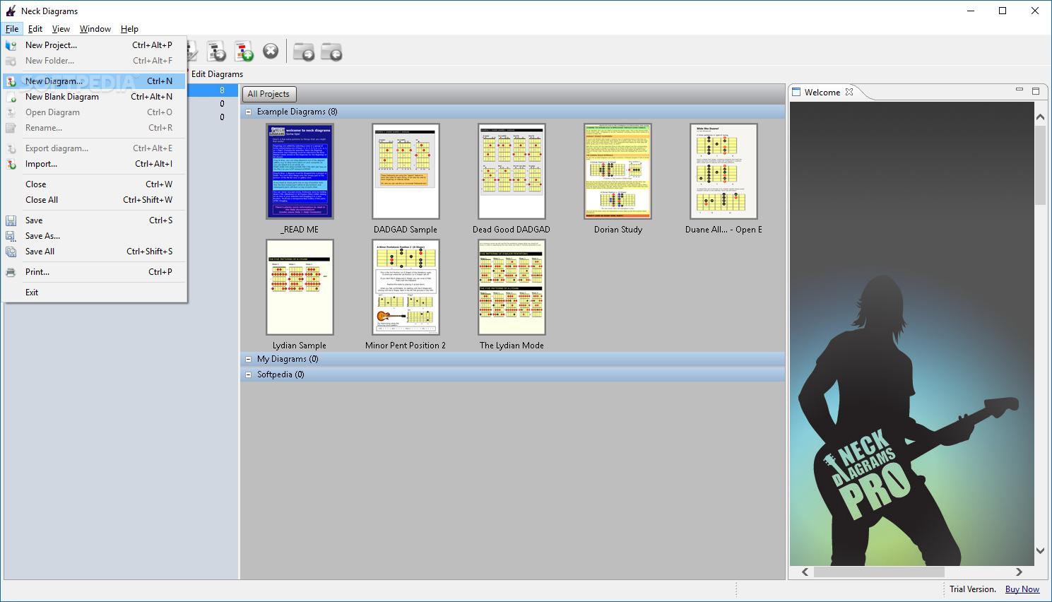 Download Neck Diagrams 1.11.3