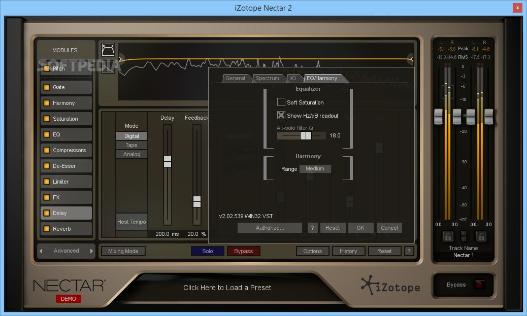 Izotope nectar 2 keygen download | iZotope Nectar 3 v3 00