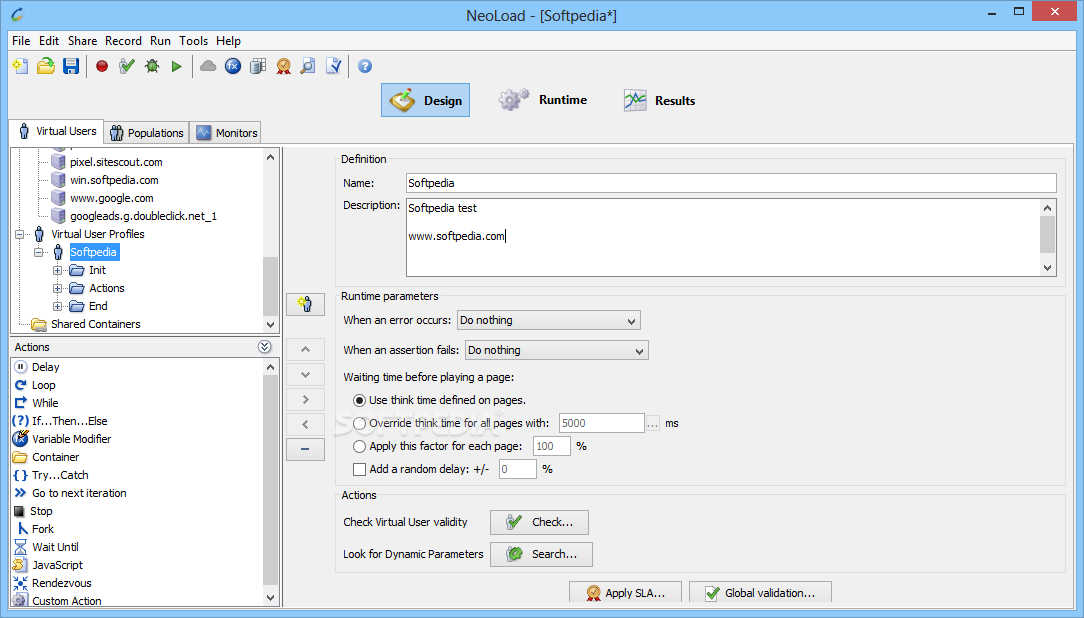Download NeoLoad 7 0 0