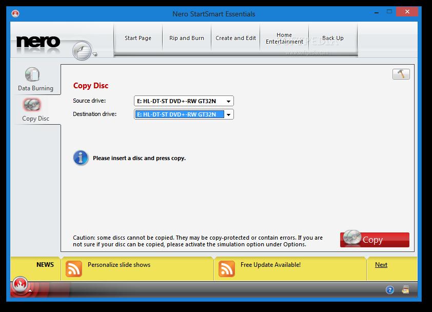 nero startsmart free download for windows 8 64 bit
