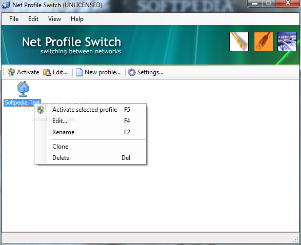 Download Network Switcher (formerly Net Profile Switch) 7.0.11