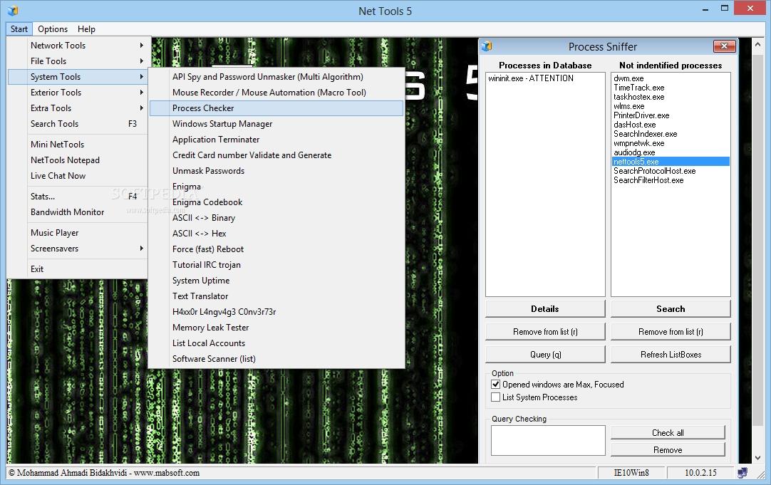 net tools 5.0.70 download