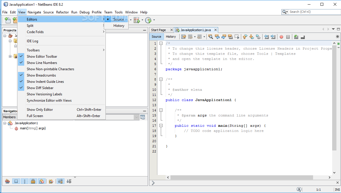 netbeans ide latest version free download for windows 10 64 bit