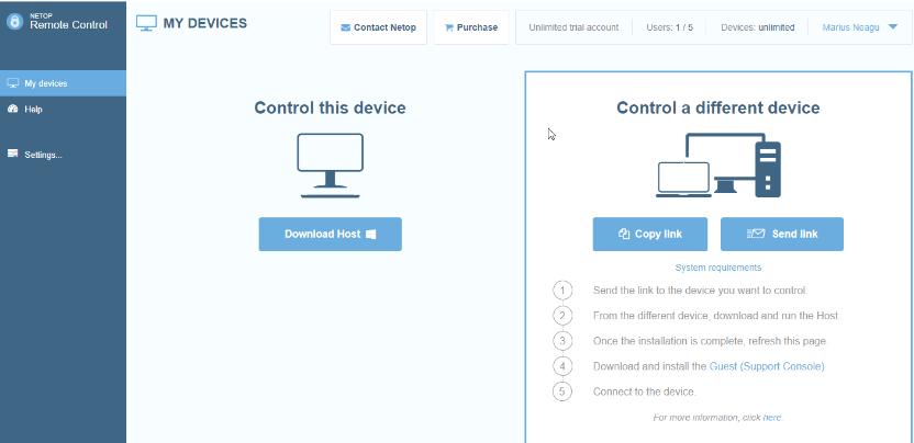 Distorchplod — netop remote control 9. 5 download.