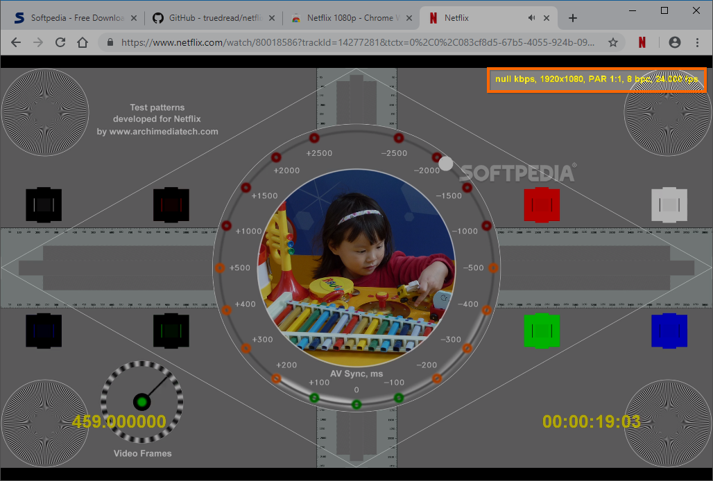 Download Netflix 1080p for Chrome 1 17